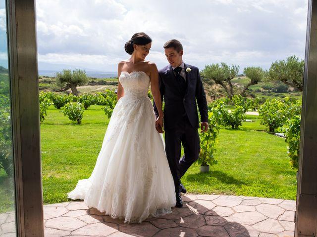 La boda de Fernando y Lidia en Laguardia, Álava 43