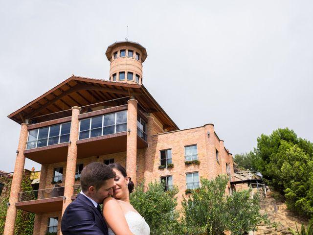 La boda de Fernando y Lidia en Laguardia, Álava 1