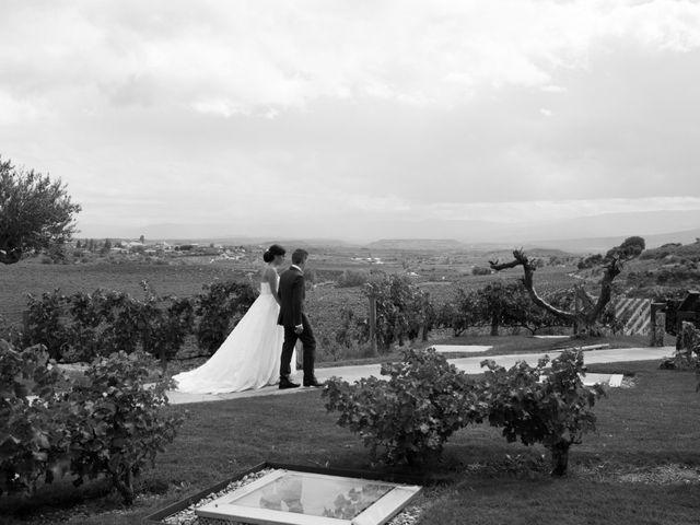 La boda de Fernando y Lidia en Laguardia, Álava 44