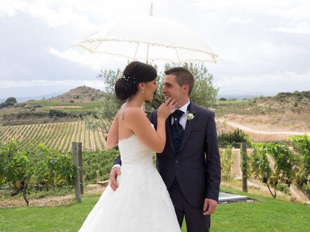 La boda de Fernando y Lidia en Laguardia, Álava 45