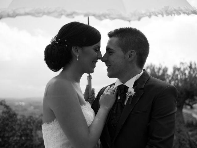 La boda de Fernando y Lidia en Laguardia, Álava 46