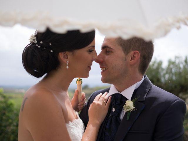 La boda de Fernando y Lidia en Laguardia, Álava 47