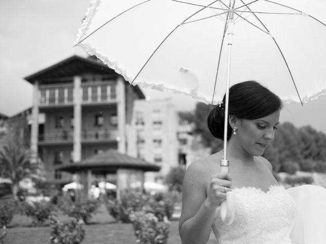 La boda de Fernando y Lidia en Laguardia, Álava 48