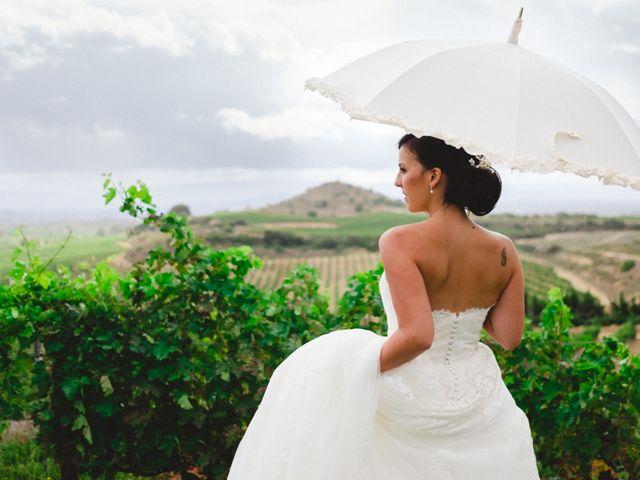 La boda de Fernando y Lidia en Laguardia, Álava 50