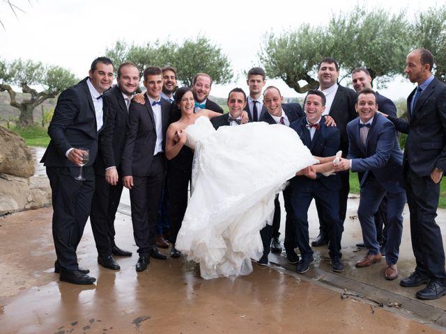La boda de Fernando y Lidia en Laguardia, Álava 55