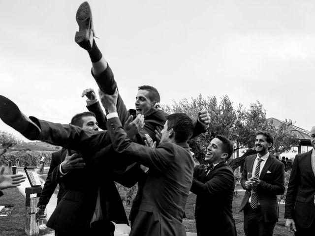 La boda de Fernando y Lidia en Laguardia, Álava 57