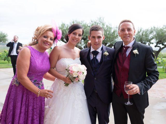 La boda de Fernando y Lidia en Laguardia, Álava 59