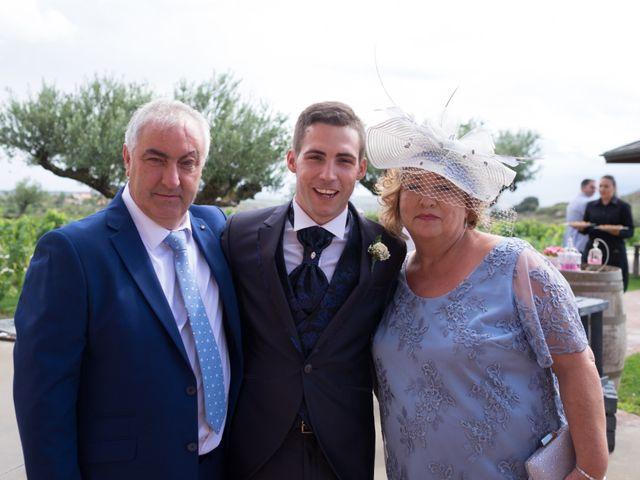 La boda de Fernando y Lidia en Laguardia, Álava 60