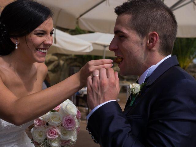La boda de Fernando y Lidia en Laguardia, Álava 61