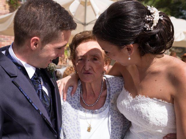 La boda de Fernando y Lidia en Laguardia, Álava 62