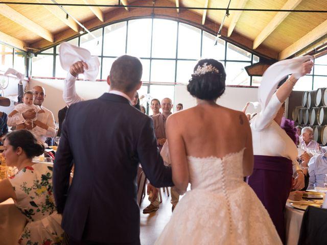 La boda de Fernando y Lidia en Laguardia, Álava 64