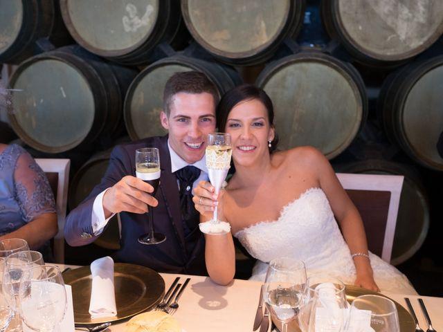 La boda de Fernando y Lidia en Laguardia, Álava 65