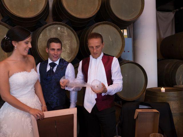 La boda de Fernando y Lidia en Laguardia, Álava 69