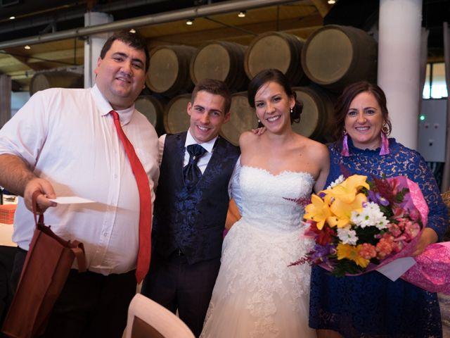 La boda de Fernando y Lidia en Laguardia, Álava 70