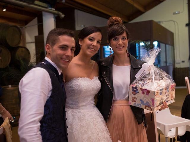 La boda de Fernando y Lidia en Laguardia, Álava 71