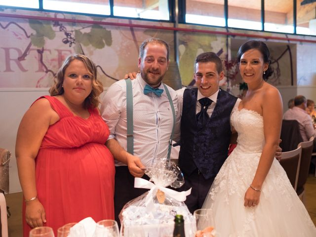 La boda de Fernando y Lidia en Laguardia, Álava 72