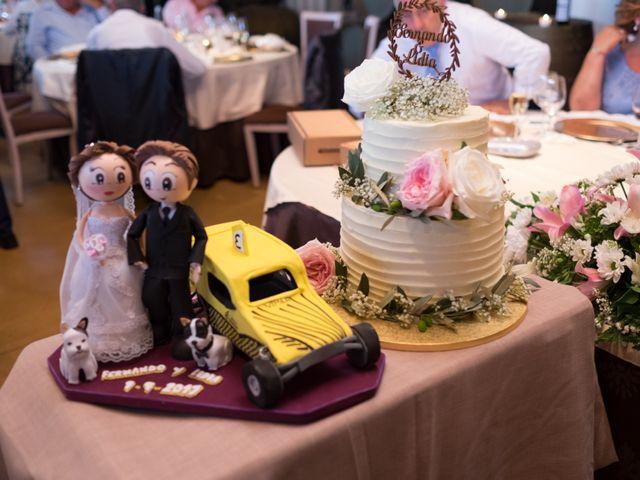 La boda de Fernando y Lidia en Laguardia, Álava 73