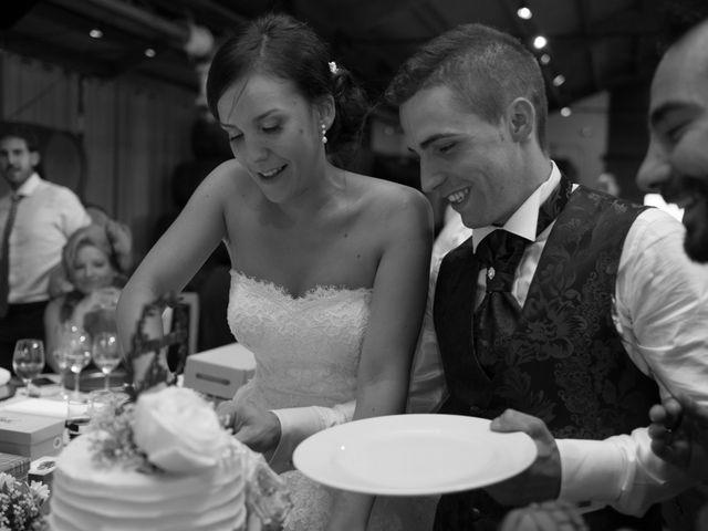 La boda de Fernando y Lidia en Laguardia, Álava 74