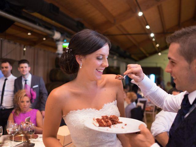 La boda de Fernando y Lidia en Laguardia, Álava 75