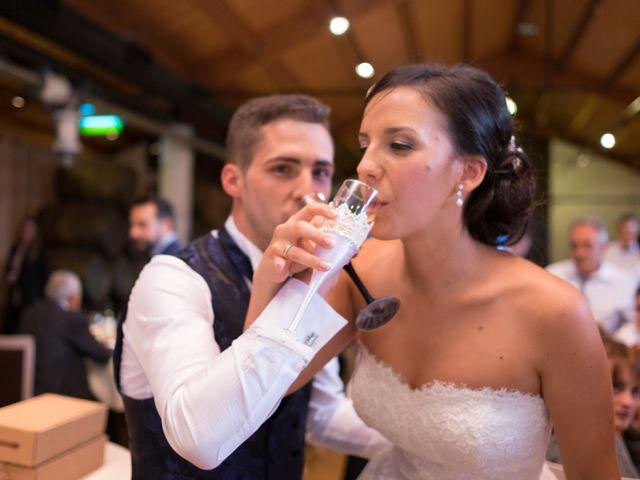 La boda de Fernando y Lidia en Laguardia, Álava 78