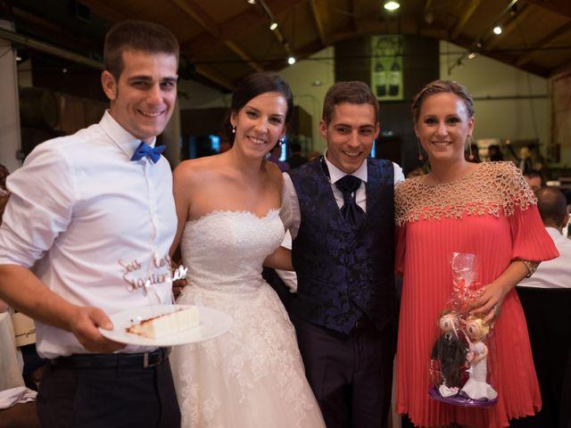 La boda de Fernando y Lidia en Laguardia, Álava 82