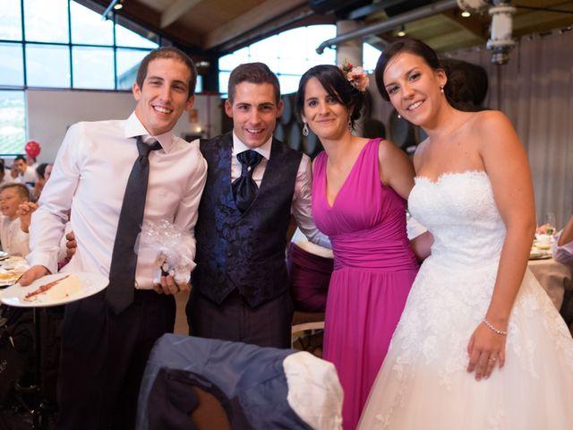 La boda de Fernando y Lidia en Laguardia, Álava 84