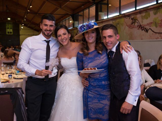 La boda de Fernando y Lidia en Laguardia, Álava 85