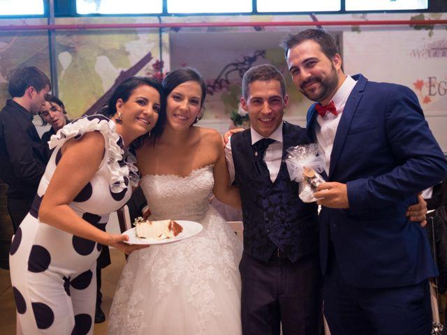 La boda de Fernando y Lidia en Laguardia, Álava 86