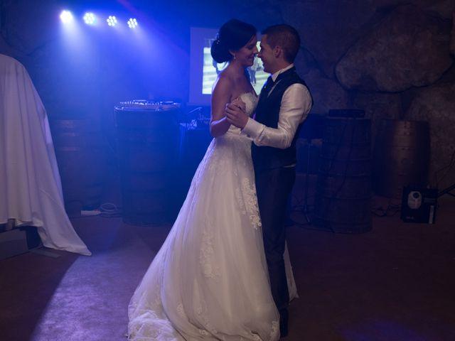 La boda de Fernando y Lidia en Laguardia, Álava 87