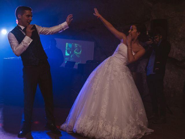La boda de Fernando y Lidia en Laguardia, Álava 90