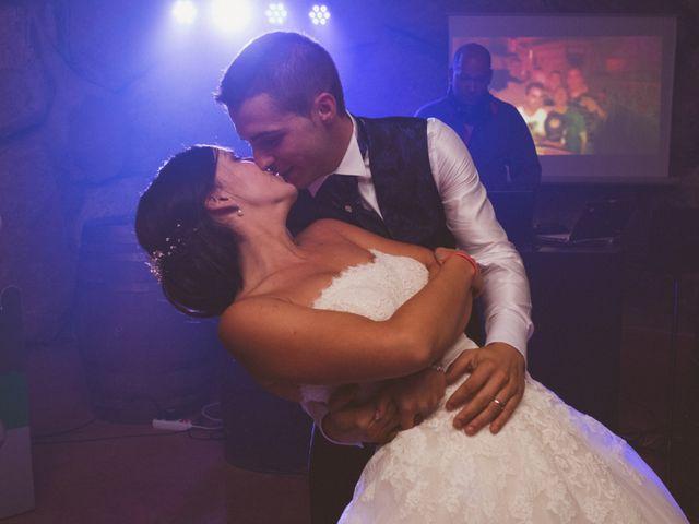 La boda de Fernando y Lidia en Laguardia, Álava 91
