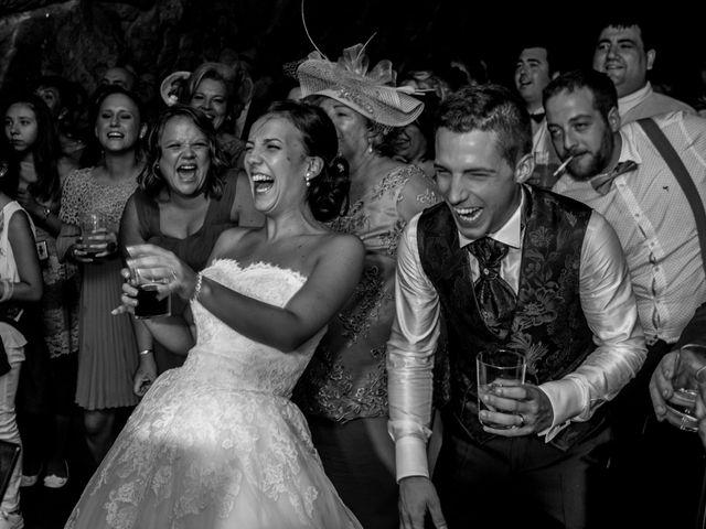 La boda de Fernando y Lidia en Laguardia, Álava 93