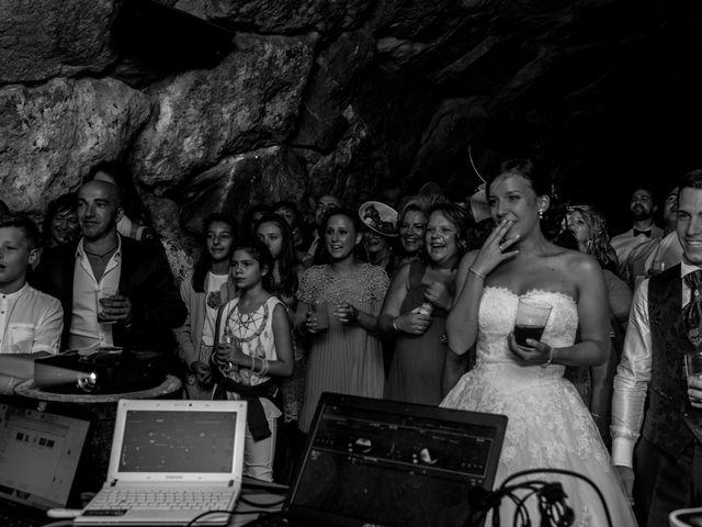 La boda de Fernando y Lidia en Laguardia, Álava 94