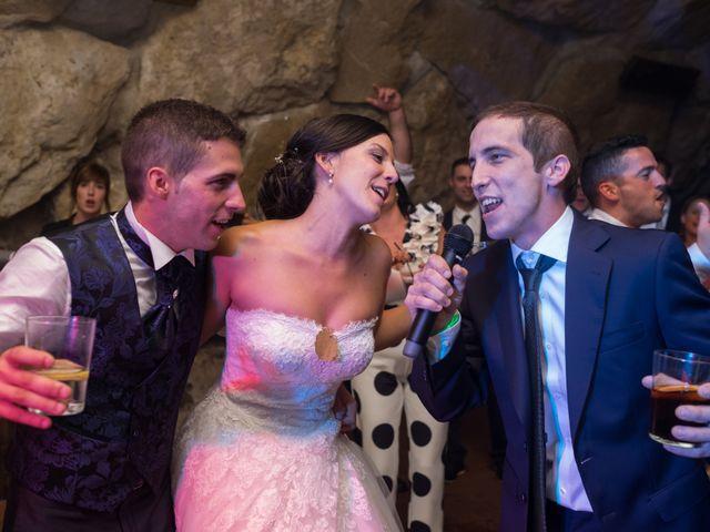 La boda de Fernando y Lidia en Laguardia, Álava 95