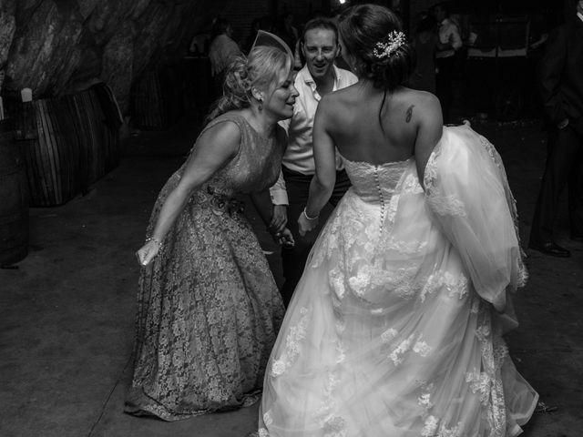 La boda de Fernando y Lidia en Laguardia, Álava 97