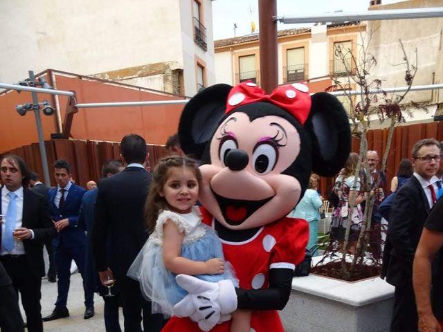 La boda de Javier y Natalia en Ávila, Ávila 9
