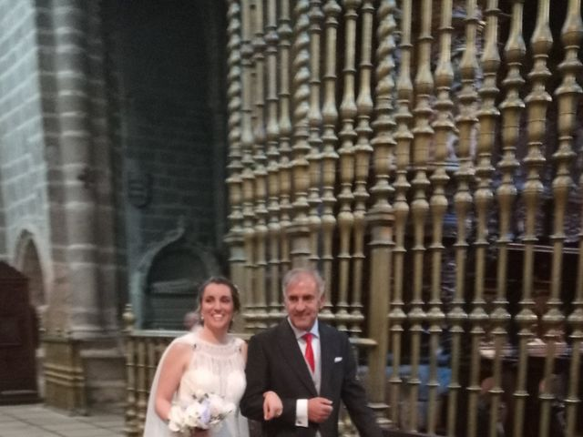La boda de Javier y Natalia en Ávila, Ávila 6