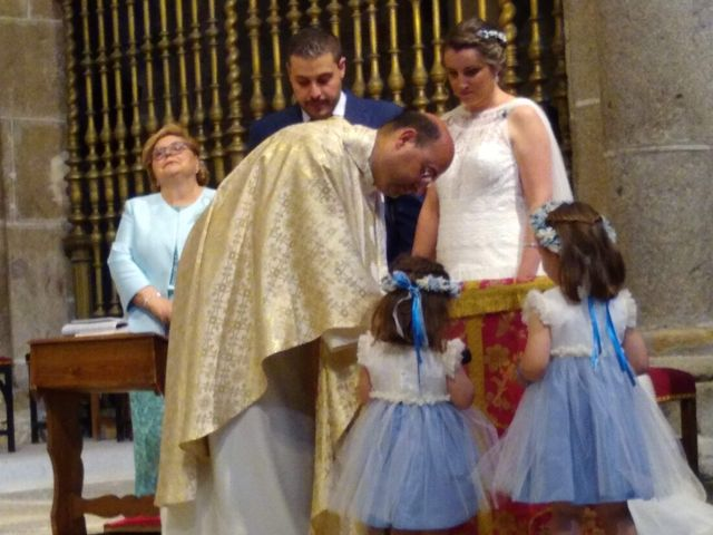 La boda de Javier y Natalia en Ávila, Ávila 7