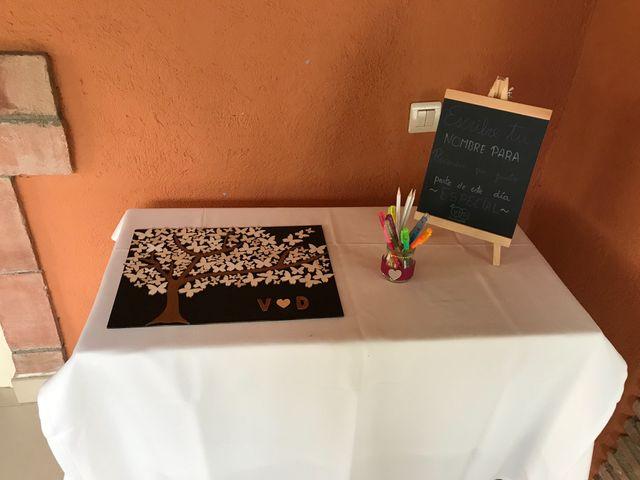La boda de Dani y Victoria en Montbrio Del Camp, Tarragona 12