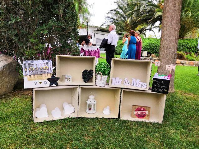 La boda de Dani y Victoria en Montbrio Del Camp, Tarragona 15