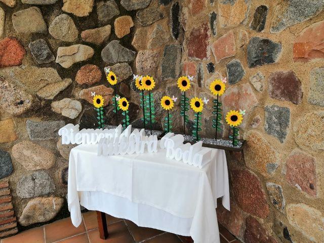 La boda de Dani y Victoria en Montbrio Del Camp, Tarragona 16