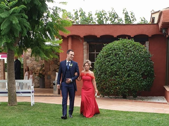La boda de Dani y Victoria en Montbrio Del Camp, Tarragona 20