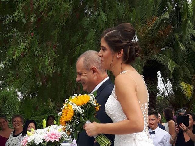 La boda de Dani y Victoria en Montbrio Del Camp, Tarragona 22