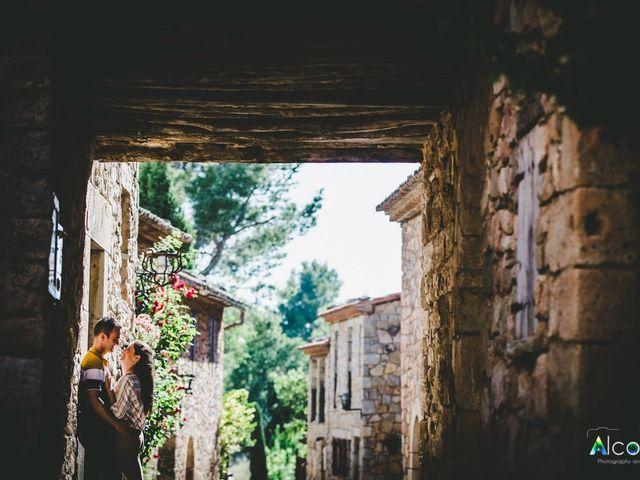 La boda de Dani y Victoria en Montbrio Del Camp, Tarragona 41