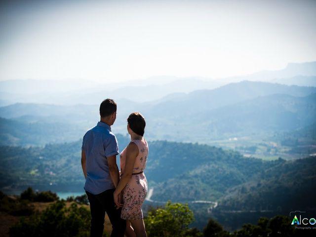 La boda de Dani y Victoria en Montbrio Del Camp, Tarragona 42
