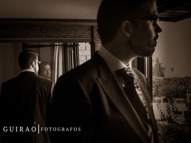 La boda de Mónica Mª y Pedro L. en Aljucer, Murcia 2