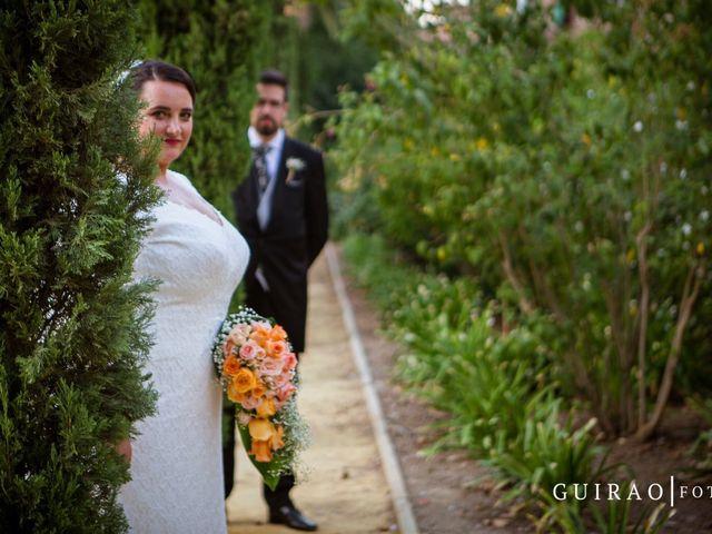 La boda de Mónica Mª y Pedro L. en Aljucer, Murcia 4