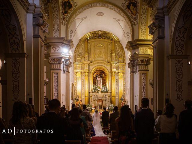 La boda de Mónica Mª y Pedro L. en Aljucer, Murcia 6