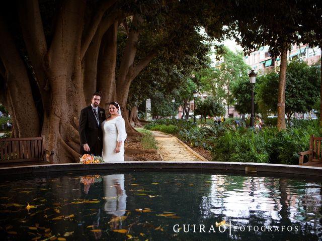 La boda de Mónica Mª y Pedro L. en Aljucer, Murcia 21