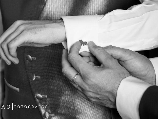 La boda de Mónica Mª y Pedro L. en Aljucer, Murcia 23